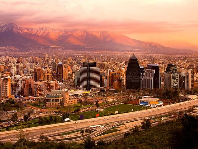 Fliege Günstig Nach Santiago De Chile Edreams Flugangebote
